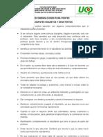 Recomendaciones Para Profes Bachillerato