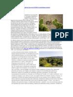 Tipos de Ecosistemas y Vegetacion de Mexico