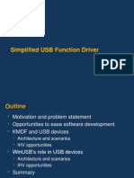 USB FunctionDrv