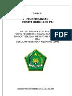 Modul an Ekstra Kurikuler PAI SMA SMK