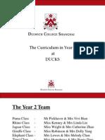 ks1 curriculum presentation for parents