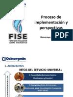 FISE Huancayo Junio 2013