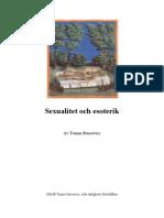 Sexualitet Och Esoterik