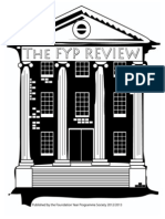 The FYP Review