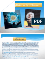 Física Moderna & el Átomo