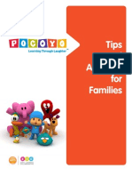 Tips for Families Color