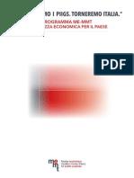 ME-MMT - Programma Di Salvezza Economica Per Il Paese