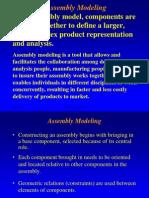 8 - Assembly Modeling