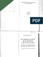 Barrington Moore Los origenes sociales de la dictadura y la democracia.pdf