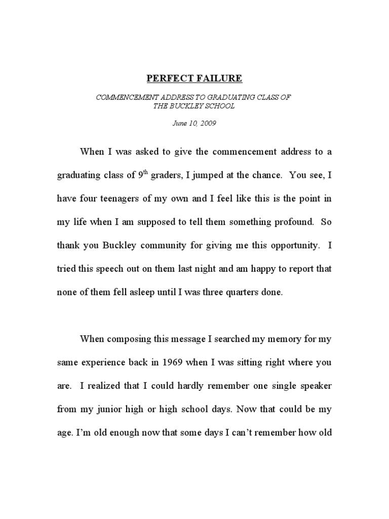 paul tudor jones - failure speech june 2009
