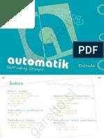 Automatik Garetto Catalog