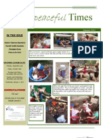 ICC Peaceful Times - 2013 Summer Edition
