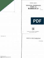 El Barroco - Severo Sarduy.pdf