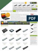 Batería para Portátil Fujitsu