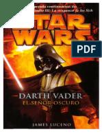 Darth Vader - El señor oscuro