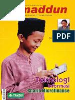 Majalah Tamaddun Edisi Mei-Juni 2013