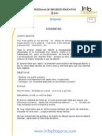 Guía Disgrafías