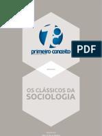 OsClassicosDaSociologia