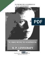 El Libro Negro de Alsophocus