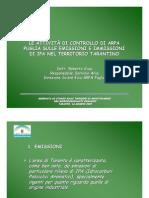 Presentatzione ARPA -Taranto-16-6-09