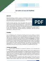 Tutorial de Uso de Pubmed_Intramed