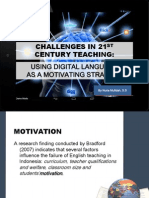 Challenges in 21st Century Teaching
