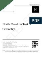 Geometry Released