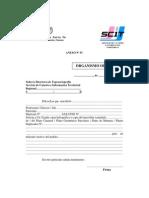 Anexo IV - Solicitud Copia de Planos Para Organismos Oficiales