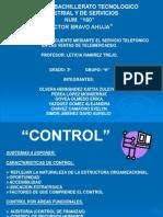 Control Factores