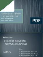 5°CLASE CURACION DE HERIDAS