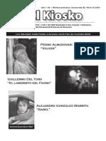 El Kiosko Magazine Issue 1