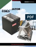 Goodman Cased Evaporator Coil GEVC