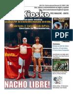 El Kiosko Magazine Issue # 3