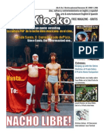 El Kiosko Magazine Issue # 3