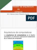 Unidad 1 Modelo de Arquitectura De
