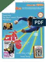 El Kiosko Magazine issue #4 July 1, 2006.