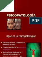 psicopatologia