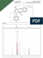 2 dimetil fosforoso RMNC