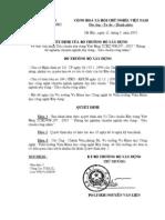 TCXDVN 297 2003 - công nhận phòng thí nghiệm