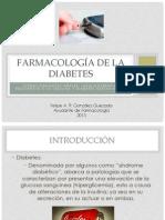 Farmacologia Diabetes