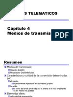 4-Medios de Transmision