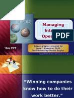 Strategic Management Chap012