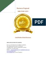 MRK PURE GOLD Dealership Model
