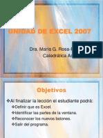 Unidad de Excel_2007