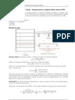 TP5 - Flexion en en regimen elástico