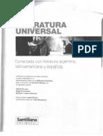 Archivoliteratura Universal Santillana I