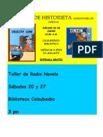 Taller de Radio Novela