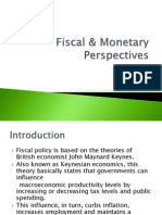 Fiscal & Monetary Policy-3