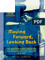 Moving Forward_The European Avant-Garde and the Invention of Film Culture_905356960X