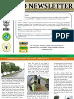 August Newsletter - 2013